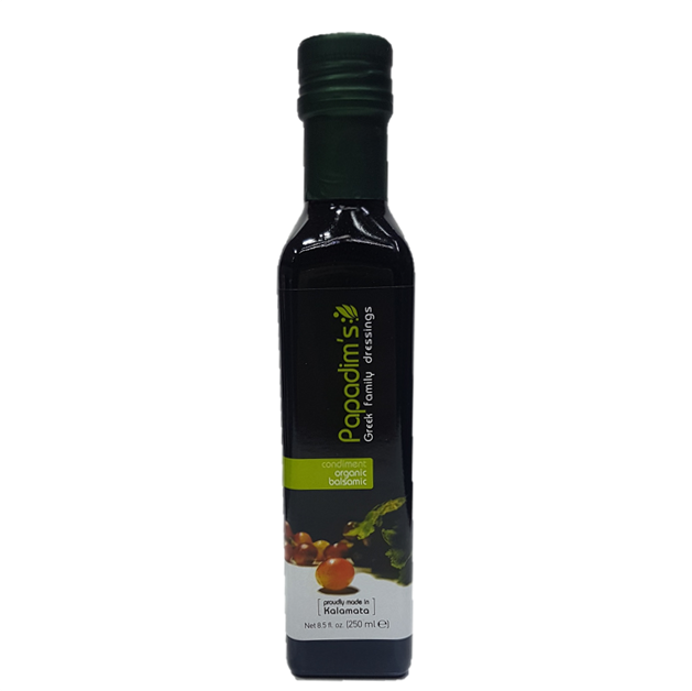 Papadim's Organic Balsamic Vinegar  – 250ml