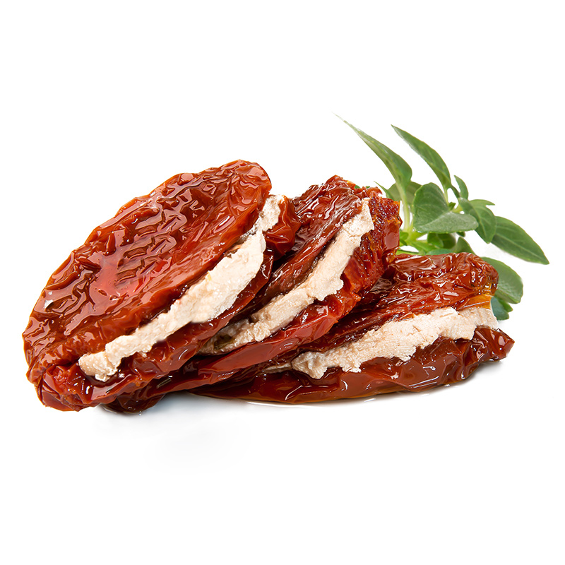 FOS – Greek Sun Dried Tomatoes stuffed with cheese