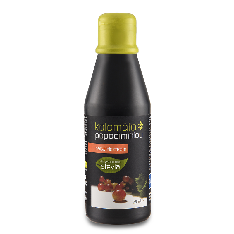 Kalamata Papadimitriou Balsamic Cream with stevia - 250ml