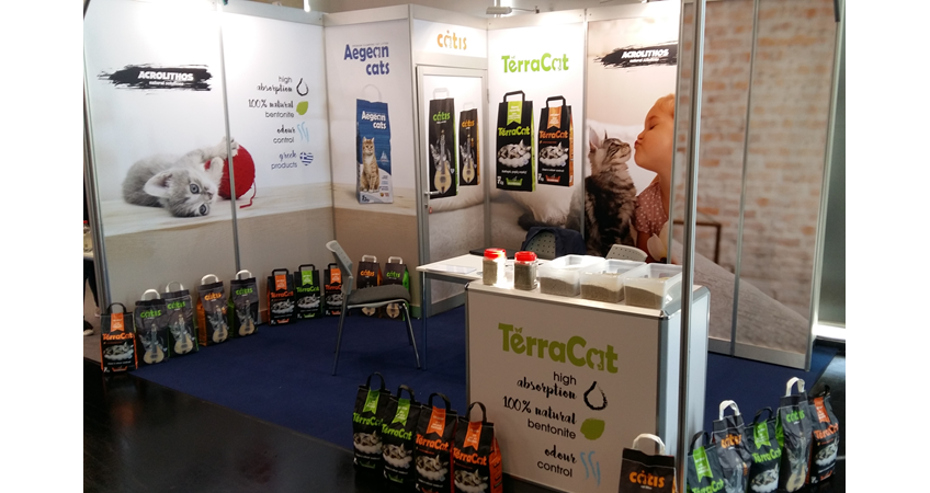 Interzoo stand 2018