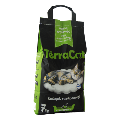 TerraCat Natural Cat Litter