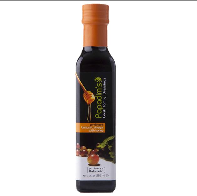 Papadim's Balsamic Vinegar with Honey – 250ml