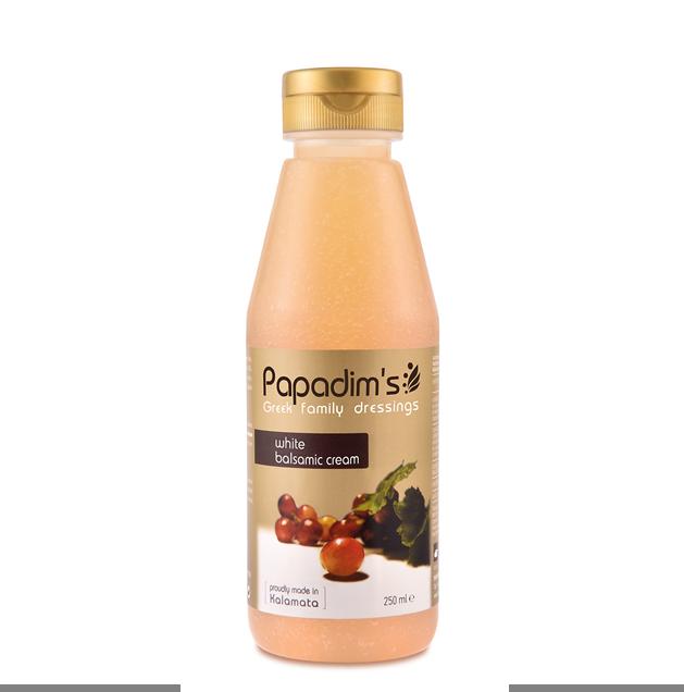 Papadim's White Balsamic Cream 250ml