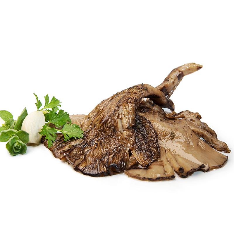 FOS – Greek Grilled Pleurotus Mushrooms