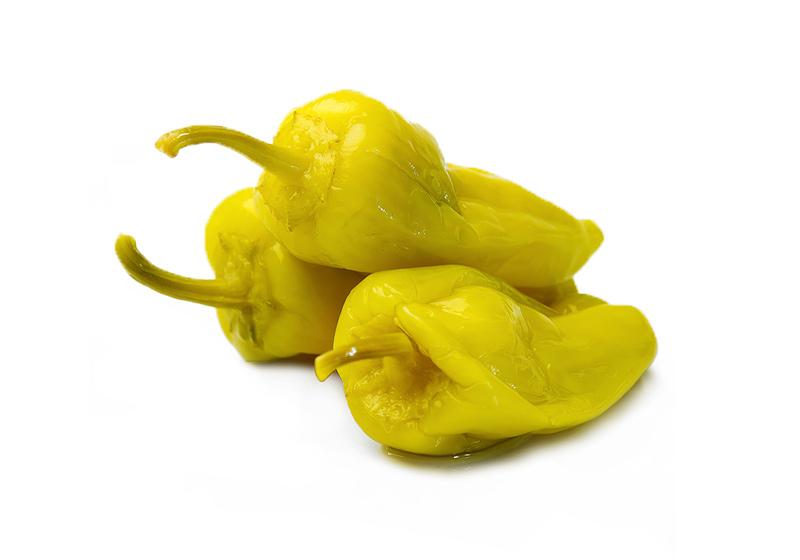 FOS – Greek Green Peloponnesian Peppers