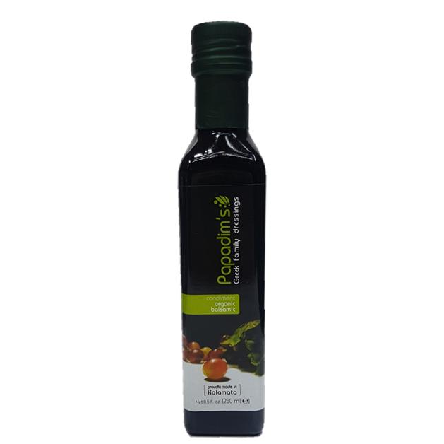 Papadim's Organic Balsamic Vinegar  – 250ml