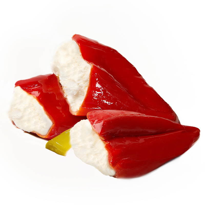 FOS – Greek Red Pepper stuffed with cheese