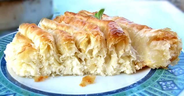Greek Cheese Pie