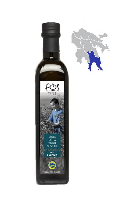 Extra Virgin Olive Oil – glass bottle